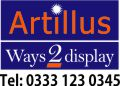 Artillus Ways2display logo